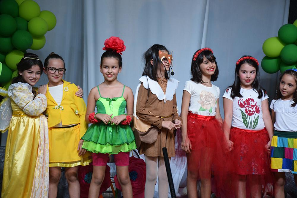 Teatro na escola, uma revolução na linguagem!