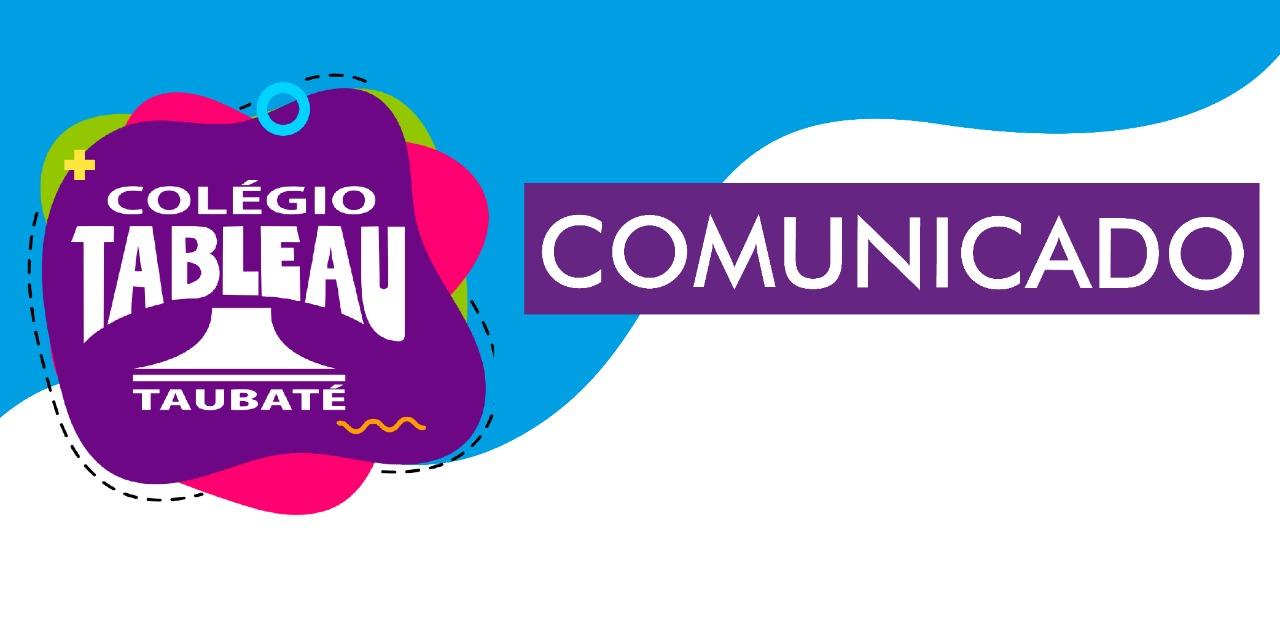 5º COMUNICADO OFICIAL – COVID-19